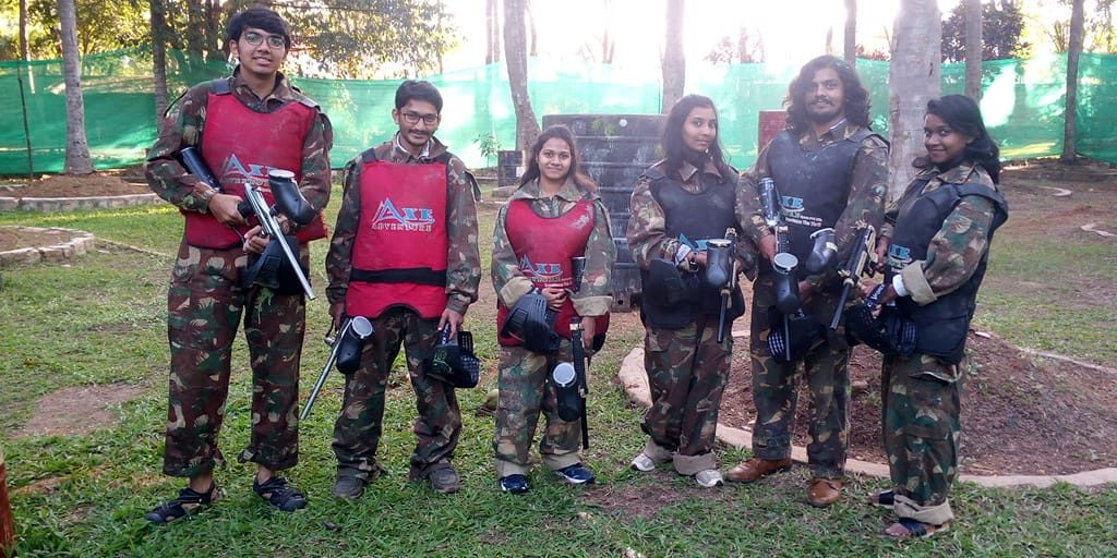 Make the Most of Your Trip with Paintball Area Bangalore