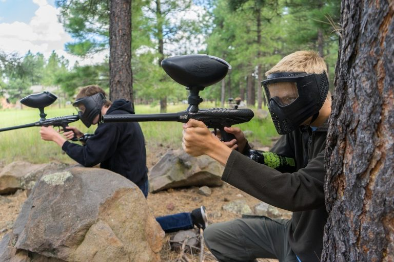 Buck up to Partake in Paintball in Bangalore