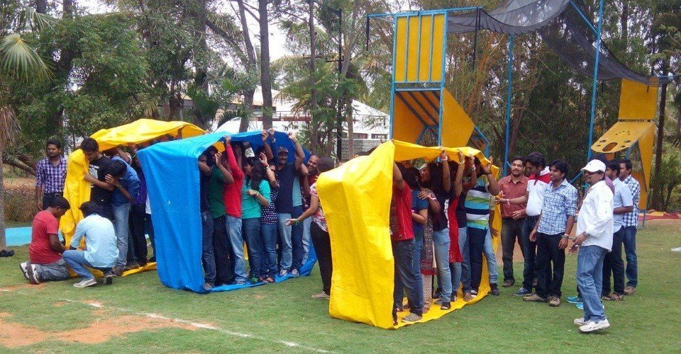 Opt for a Memorable Team Outing in Bangalore with PSR Enthrals