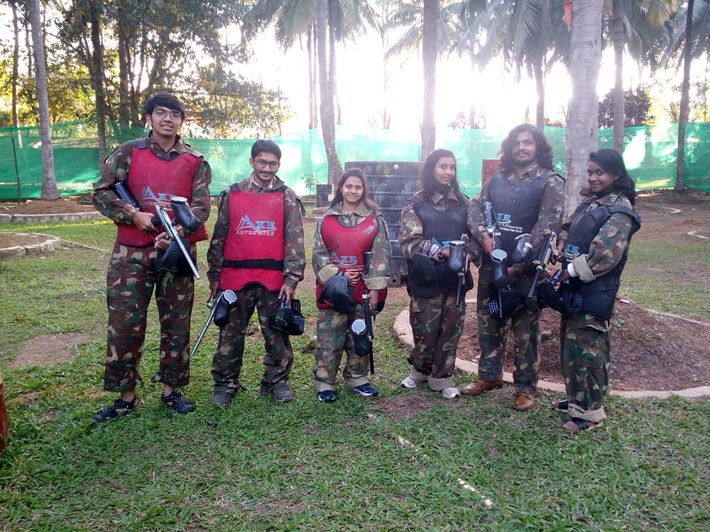 Make the Most of Your Trip with Paintball Area Bangalore - PSR Enthrals