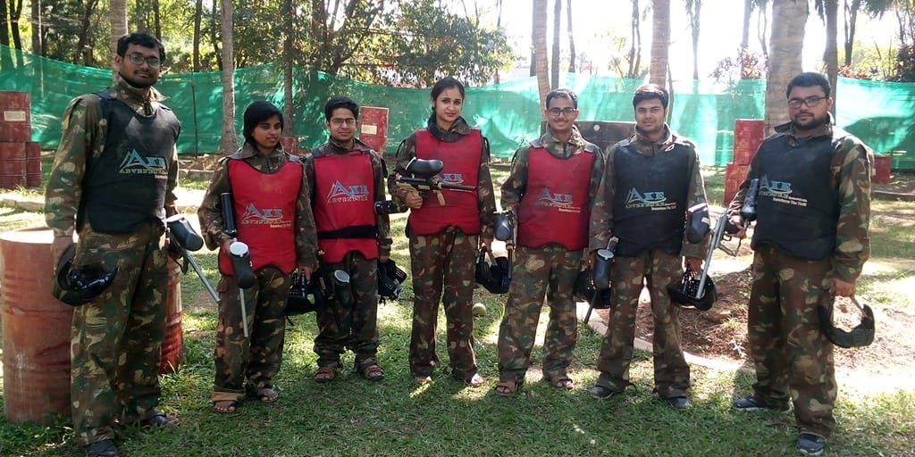 PAINTBALL BATTLEFIELD NOW IN BANGALORE